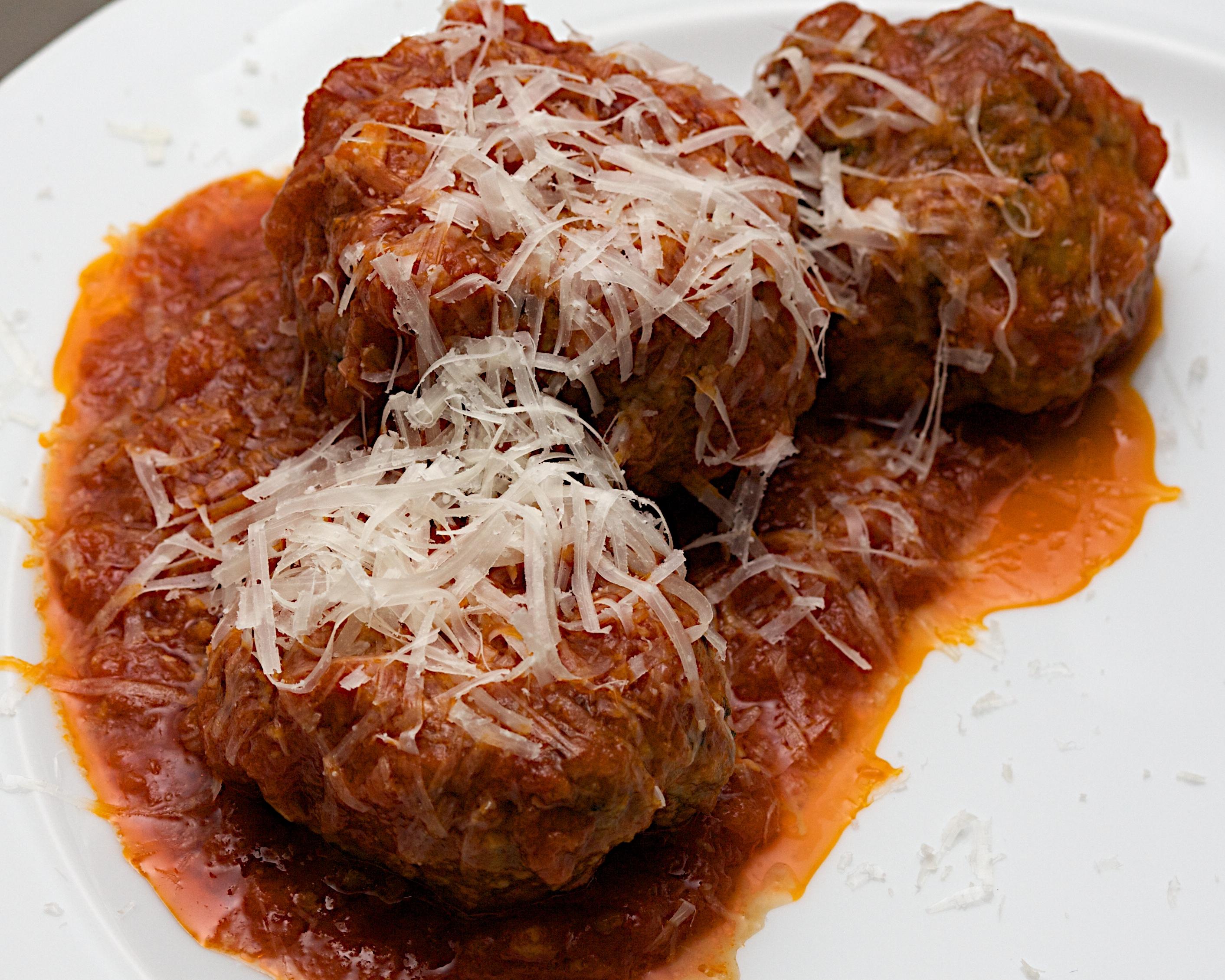 Frankies' Meatballs Recipes — Dishmaps