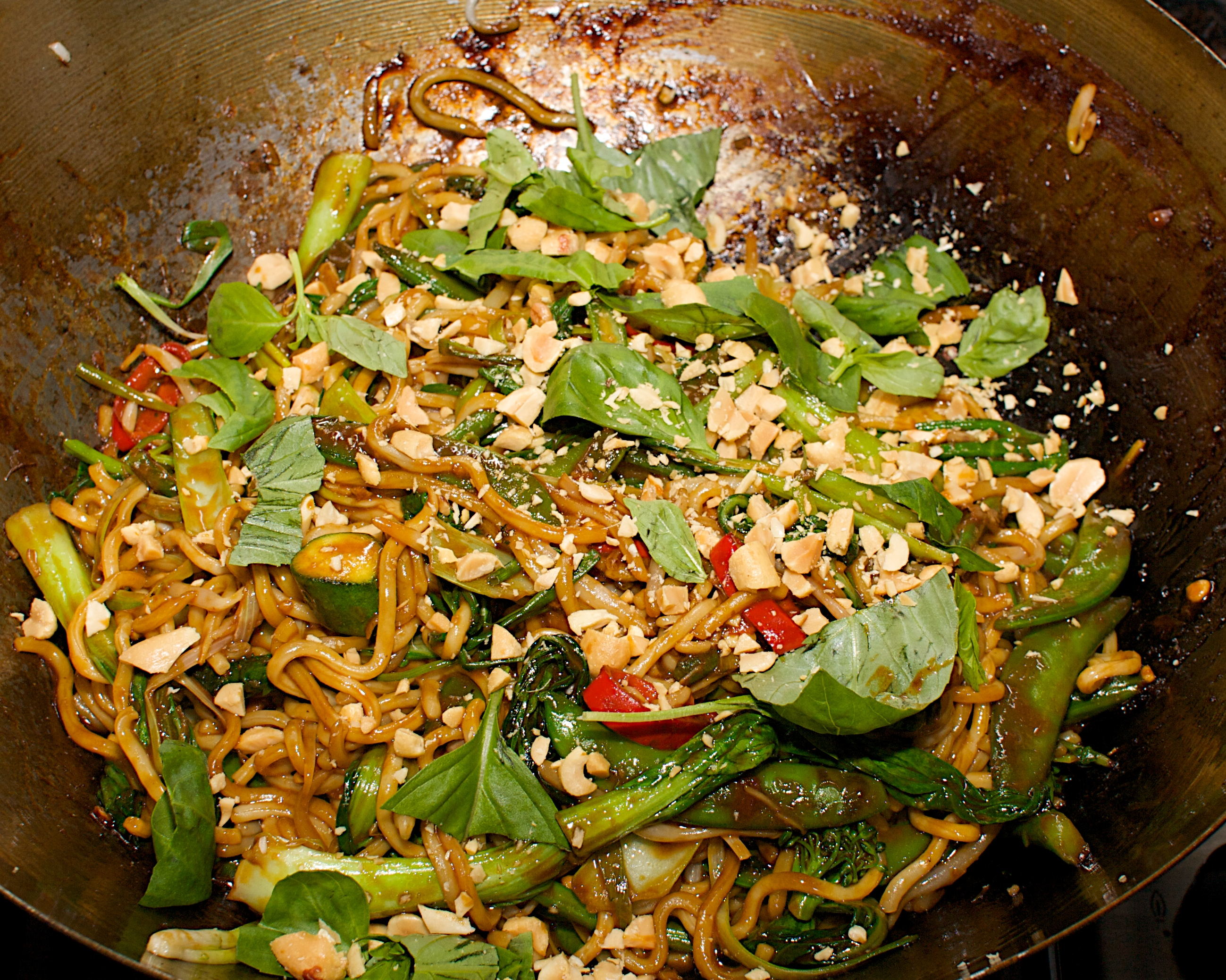 Healthy satay stir fry jono jules do food wine this forumfinder Gallery