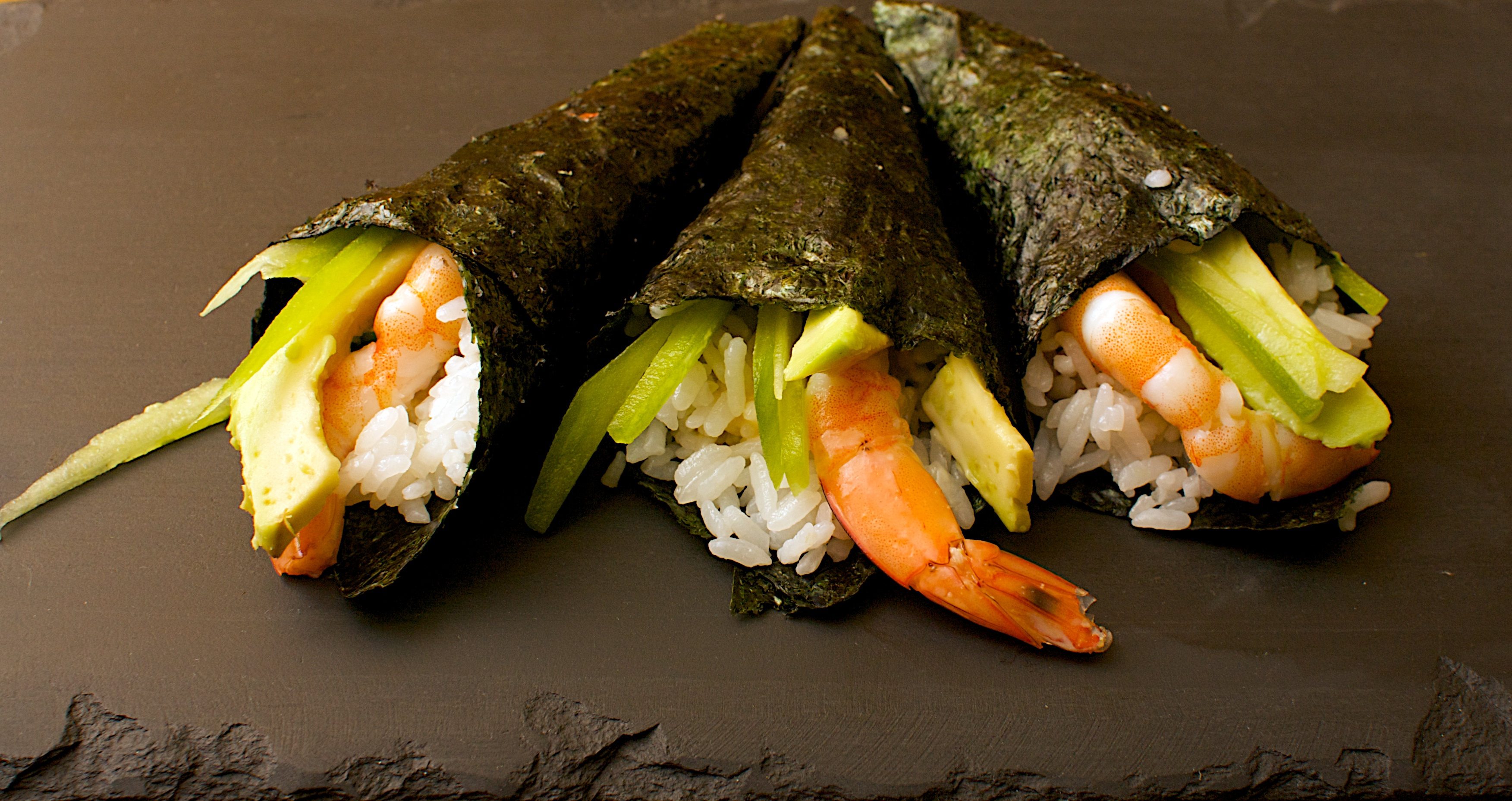 Hand Roll (Temaki) Recipes — Dishmaps