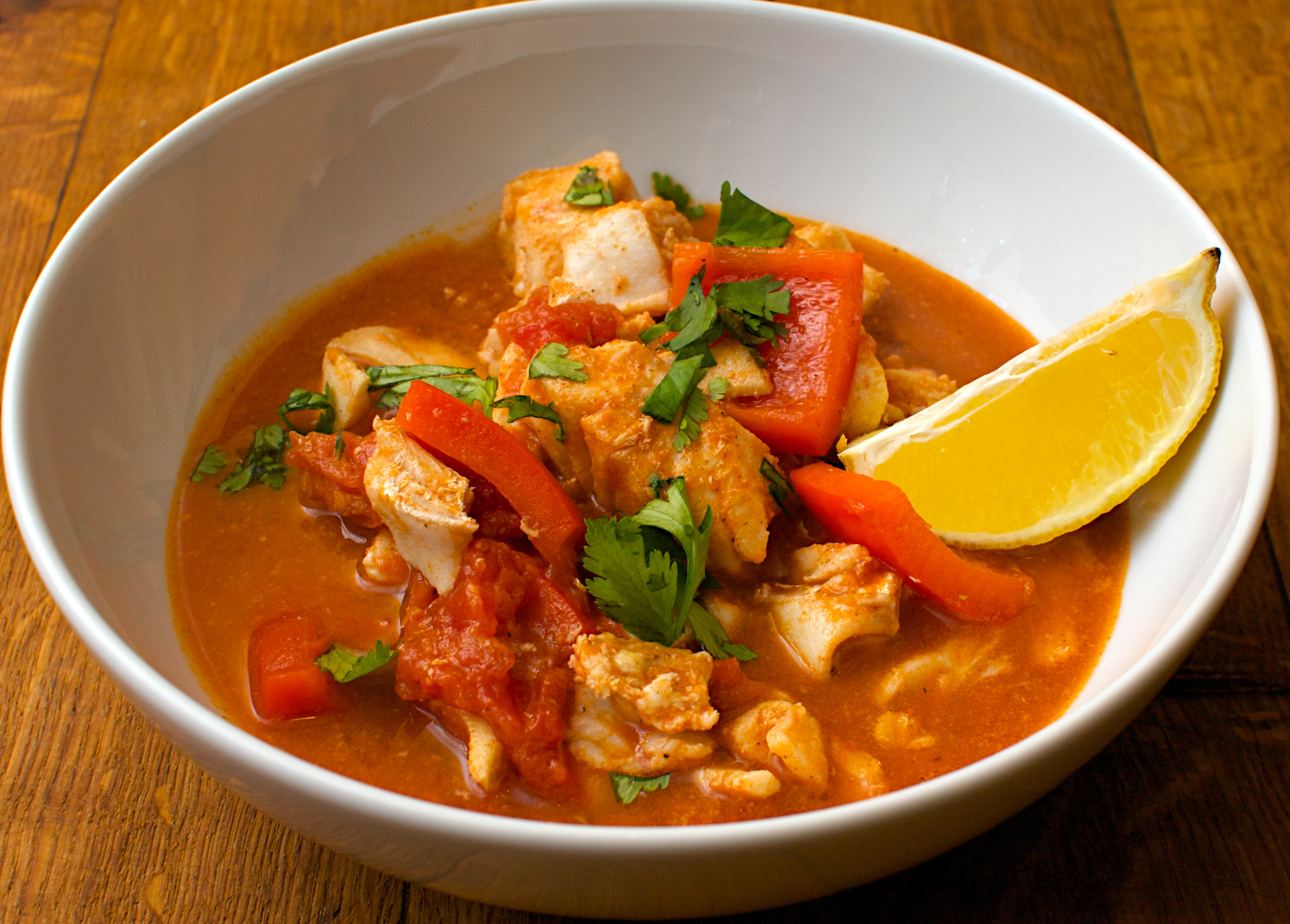 Fish stew recipe dishmaps for Fish soup recipes