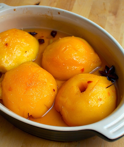 Baked Quinces
