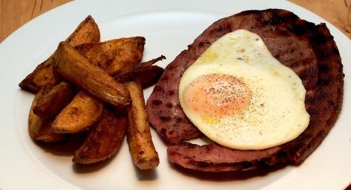 Gammon Egg Amp Chips Jono Amp Jules Do Food Amp Wine