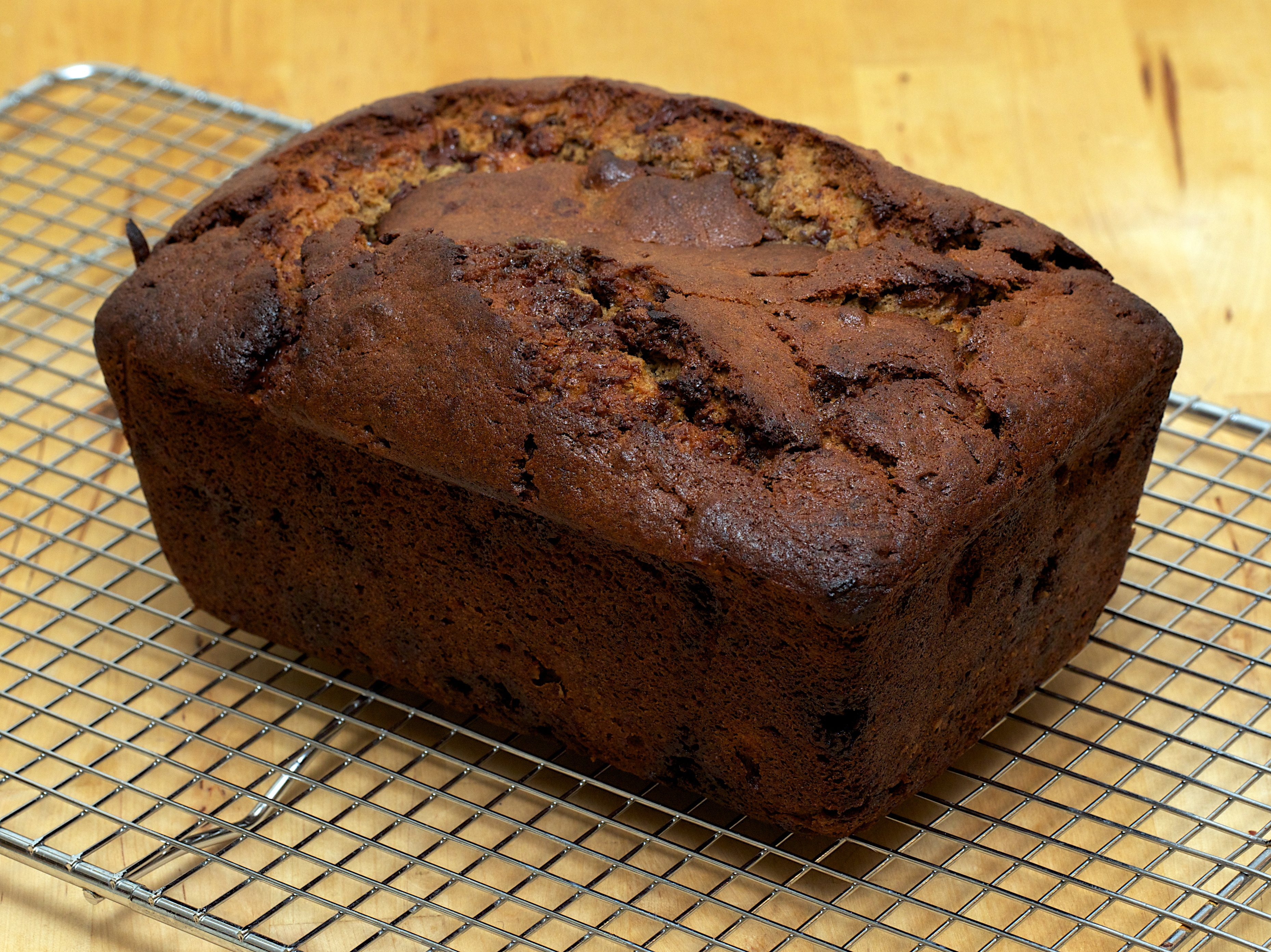 Nigels chocolate banana cake jono jules do food wine advertisements forumfinder Image collections