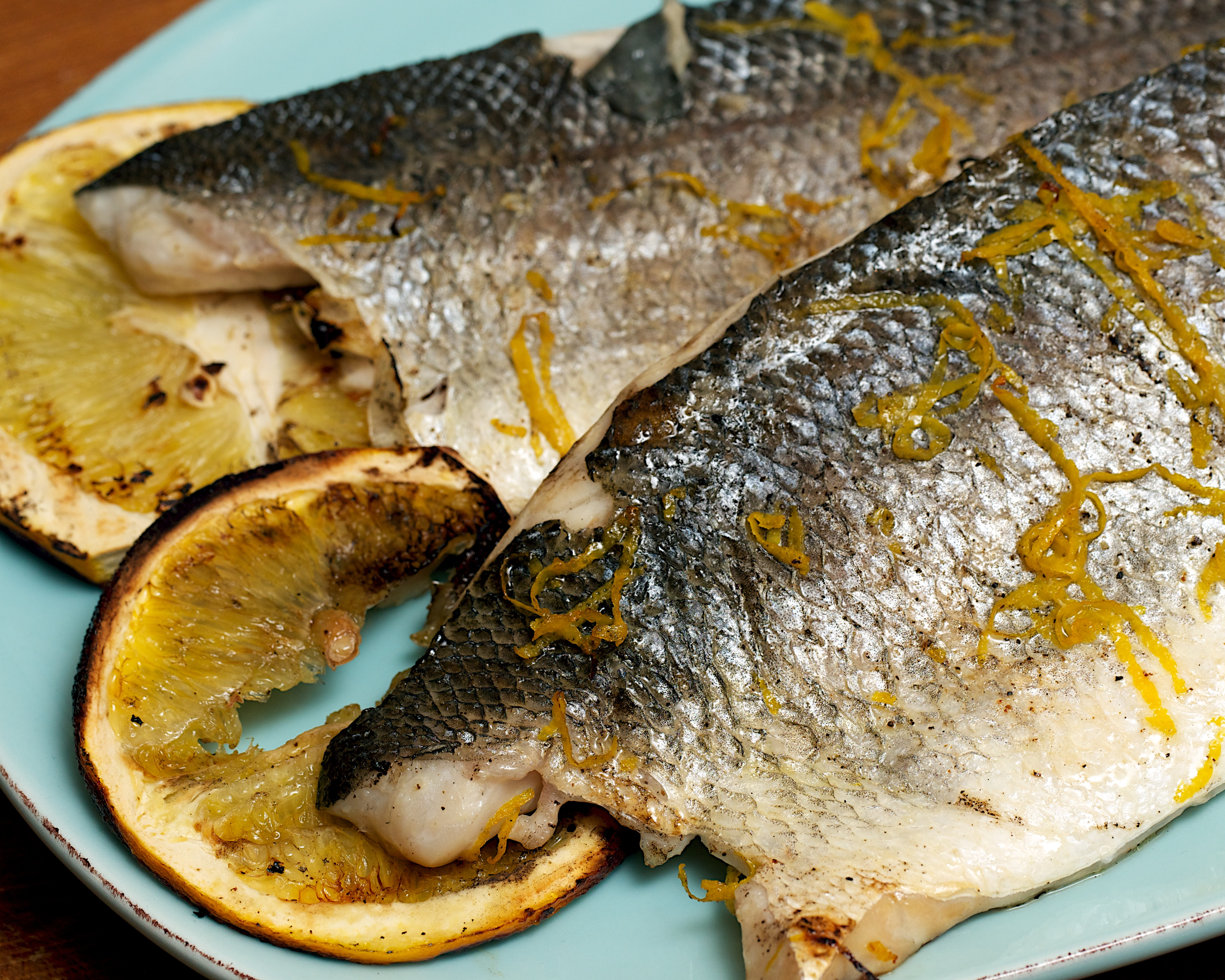 how to fish for sea bass