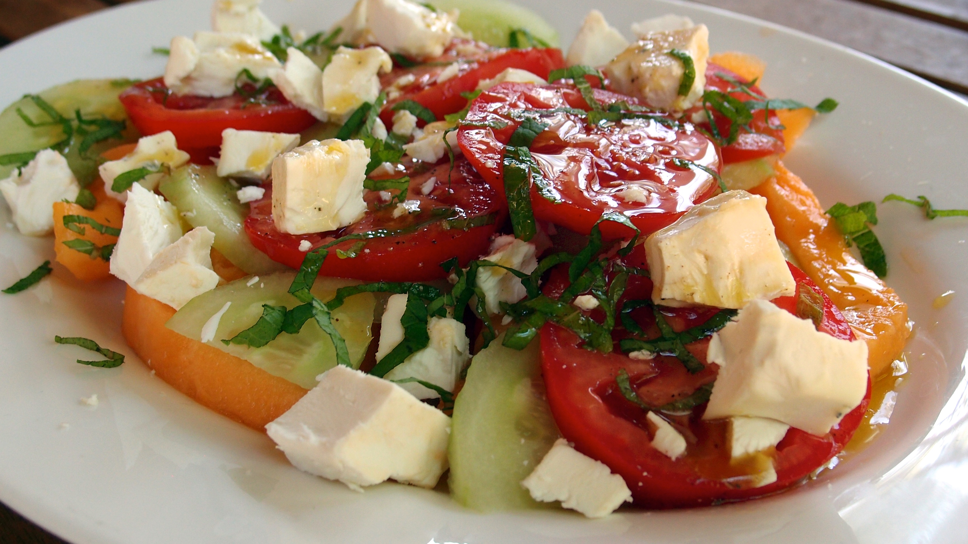 Greek Salad Recipe Rick Stein