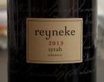 Reyneke Organic Syrah