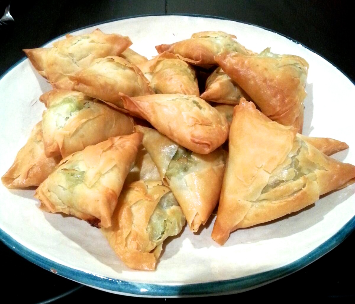 Spanakopita | Jono & Jules do food & wine