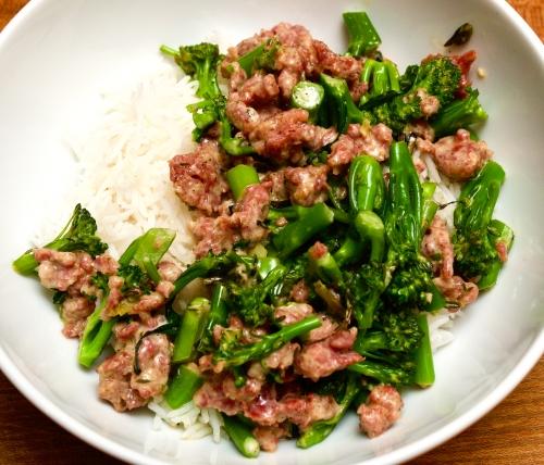 Ragu di salsicce e broccoletti