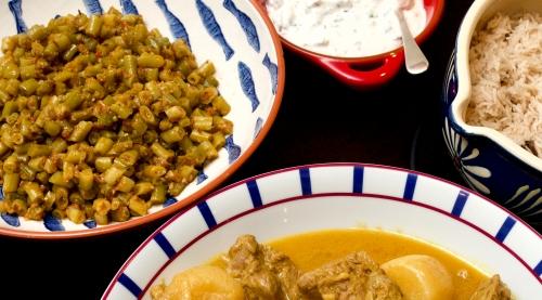 Spicy Green Beans - Madaledar sem