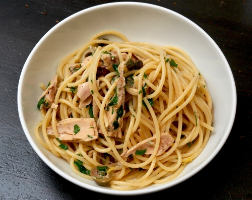 Linguine with Tuna