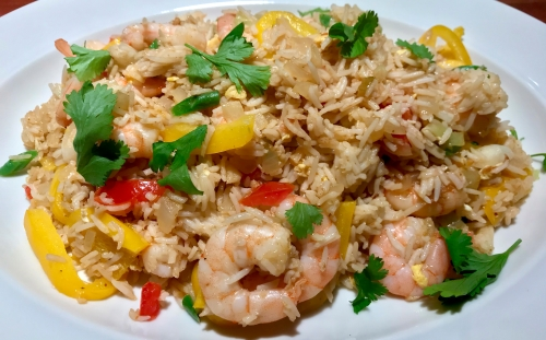 Thai Fried Rice - Khao Pad
