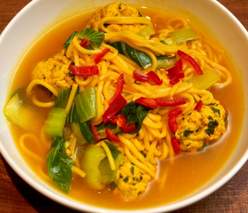 Turmeric Broth