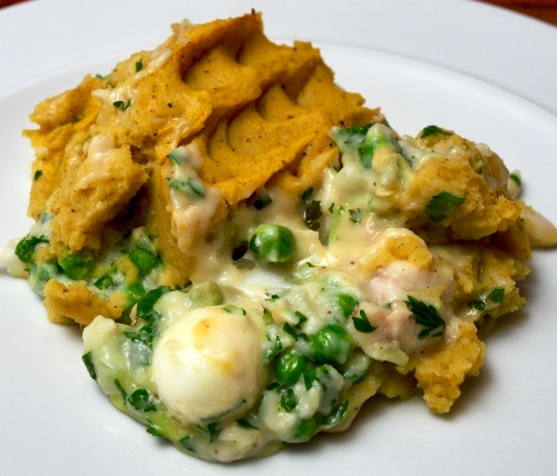 Kedgeree Fish Pie