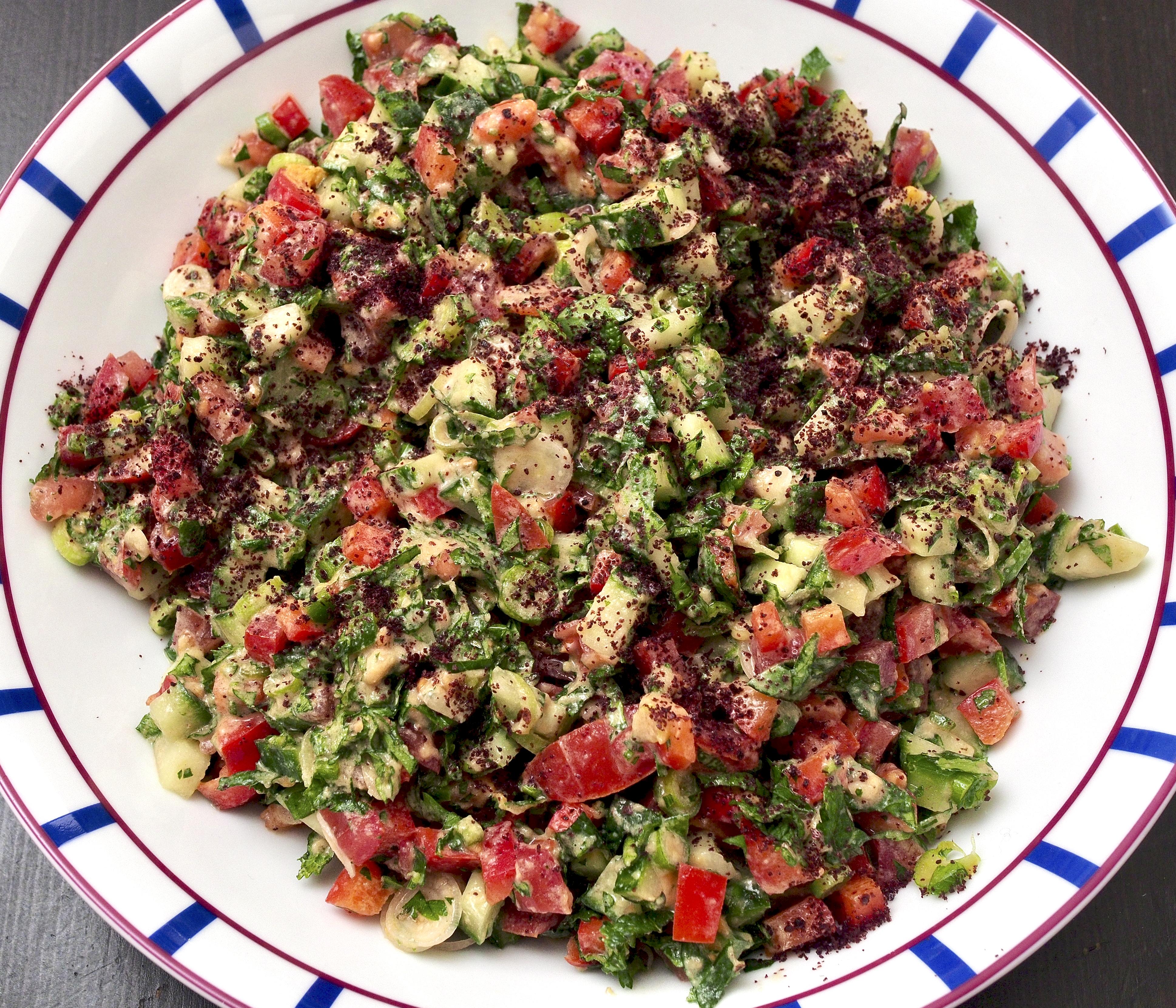 Falastin Chopped Salad