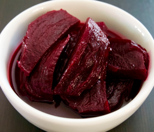 Sweet Beetroot Pickle