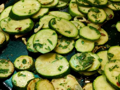 Courgette Trifolate